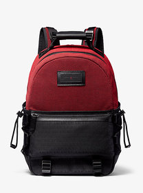 Michael Kors KORS X Tech Two-Tone Sport Backpack