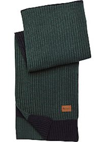 Ben Sherman Navy & Forest Colorblock Scarf
