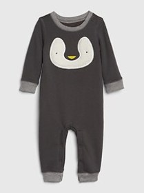 Baby Cozy Critter One-Piece