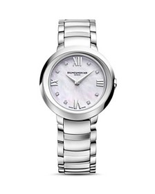Baume & Mercier - Promesse Watch with Mother-Of-Pe