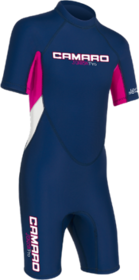 Camaro Mono REVO Flex Shorty Wetsuit - Girls'
