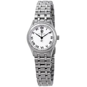 S CoifmanSwiss Quartz Silver Dial Ladies Watch