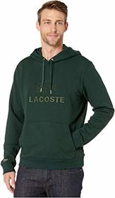"""Lacoste Long Sleeve Non Brushed Fleece """"Graphic An"""