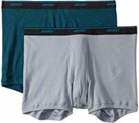 Jockey Staycool Plus Big Man Boxer Brief