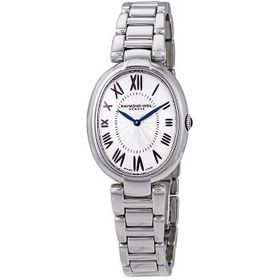 Raymond WeilShine Silver Dial Ladies Watch