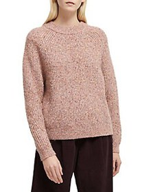 French Connection Suvia Knit Raglan-Sleeve Sweater