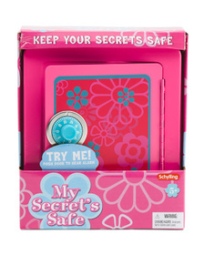 SCHYLLING My Secret Safe With Alarm