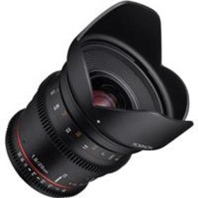 Rokinon 20mm T1.9 AS ED UMC Wide Angle Cine DS Len