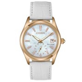 CITIZEN Citizen Eco-Drive Womens Mother of Pearl R