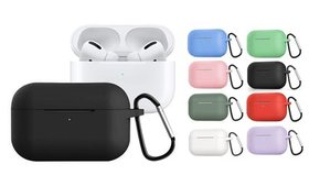 Silicone Case Skin for AirPods Pro Charging Case w