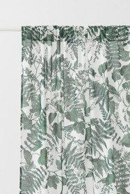 2-pack Printed Curtain Panels