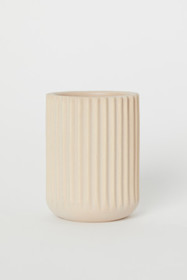 Ceramic Toothbrush Mug