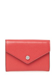 Rebecca Minkoff Leather Bi-Fold Key Ring Wallet