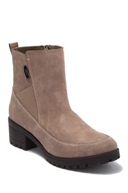 Anne Klein Leano Leather Lug Boot