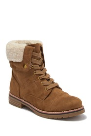 Tommy Hilfiger Oray Faux Shearling Bootie