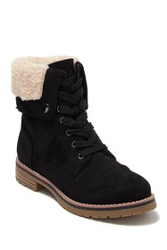 Tommy Hilfiger Oray Faux Shearling Lined Bootie