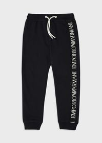 Armani Jogging trousers with logo band