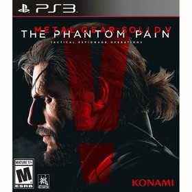 Metal Gear Solid V: The Phantom Pain PS3 - For Pla