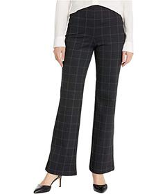 MAXSTUDIO High-Waisted Wide Band Pants