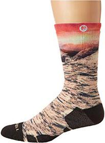 Merrell Coral Sunset Printed Crew 1-Pack