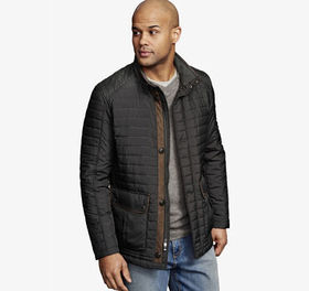 Johnston Murphy Lightweight Quilted Jacket