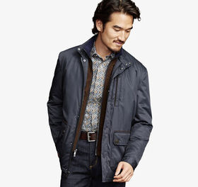 Johnston Murphy Twill Jacket