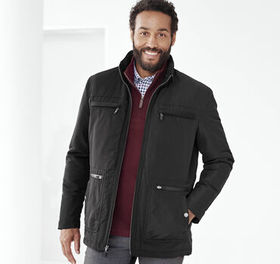 Johnston Murphy XC4® Multi-Pocket Jacket