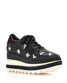 Stella McCartney - Women's Binx Platform Oxford Lo
