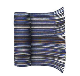 Johnston Murphy Striped Scarves