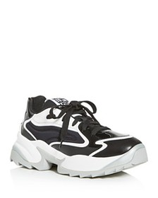 Sergio Rossi - Women's Sergio Extreme Low-Top Snea