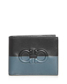Salvatore Ferragamo - Firenze Color-Block Leather