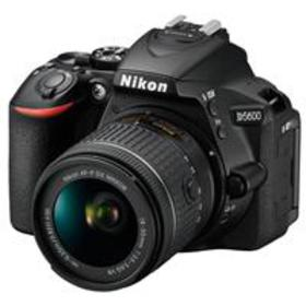 Nikon D5600 DSLR with 18-55mm DX VR Lens - Refurbi