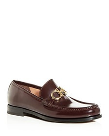 Salvatore Ferragamo - Men's Rolo Magnum Leather Mo