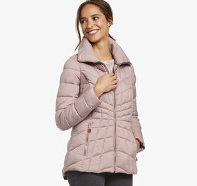 Johnston Murphy Packable Quilted Jacket