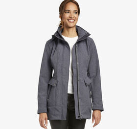 Johnston Murphy Soft Shell Jacket