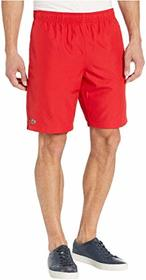 Lacoste 9.25'' Jersey Lined Framis Tape Shorts