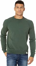 Hanes 1901 Heritage Fleece V-Notch Crew Neck Sweat