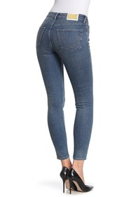True Religion Jennie Man U Skinny Jeans