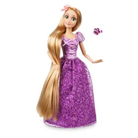 Disney Rapunzel Classic Doll with Ring – Tangled –