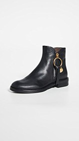 See by Chloe Louise Flat Boots