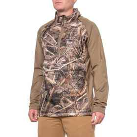 Banded Hailstone Pullover Jacket - Insulated, Zip