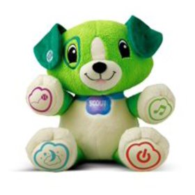 LeapFrog, My Pal Scout, Plush Puppy, Baby Learning