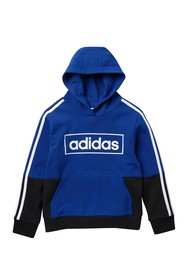 adidas Colorblock Pullover (Toddler & Little Boys)