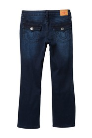 True Religion Ricky Single End Relaxed Straight Le