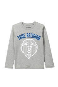 True Religion Skyline Long Sleeve T-Shirt (Toddler