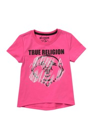 True Religion Buddha T-Shirt (Little Girls)