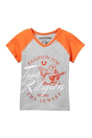 True Religion Fashion Sense Tee (Toddler & Little