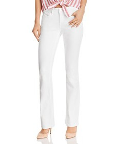 True Religion - Becca Flare-Leg Jeans in White