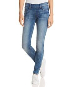 True Religion - Jennie Runway Legging Jeans in Moo