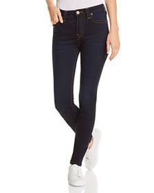 True Religion - Halle High Rise Skinny Jeans in Da